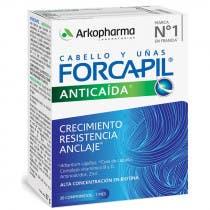 Forcapil Anti-Caida del Cabello Arkopharma 30 Capsulas