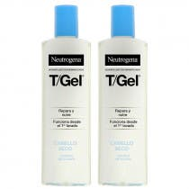 Neutrogena T gel Champu Normal seco 250 ml   250 ml Oferta 2x1