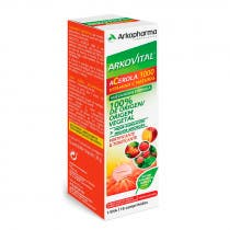 Arkovital Acerola 1000 15 Comprimidos Arkopharma