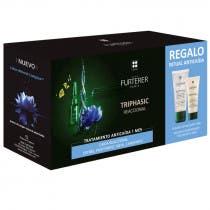 Pack Rene Furterer Triphasic Reaccional 8 x 5 5ml   2 REGALOS