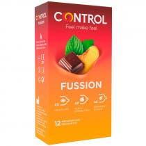 Preservativo Control Sex Senses Fussion 12 Uds