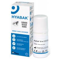 Hyabak Lubricante Ocular Solucion 10 ml