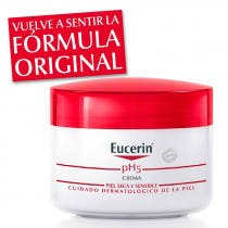 Eucerin pH5 Crema Tarro Piel Sensible 100ml