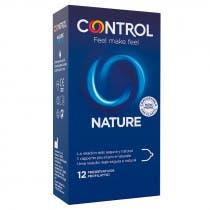 Preservativo Control Adapta Nature 12 Preservativos