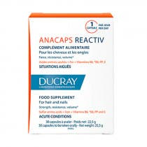 Anacaps Reactiv Ducray 30 Capsulas