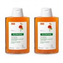 Klorane Champu Extracto Capuchina 200 ml  200 ml DUPLO