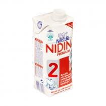 Nidina 2 Premium Leche Liquida 500 ml