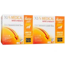 XLS Max Strenght 120 120 Comprimidos