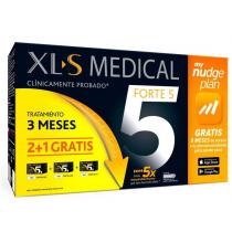 XLS Medical Forte 5 180 Capsulas TRIPLO