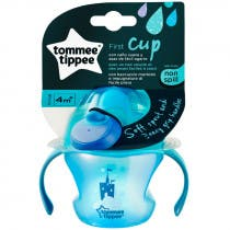 Tommee Tippee Explora First Cup Taza con Asas  4m Azul 150ml