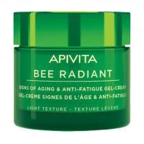 Apivita Bee Radiant Con Extracto de Propoleo Textura Ligera Piel Mixta y Grasa 50ml