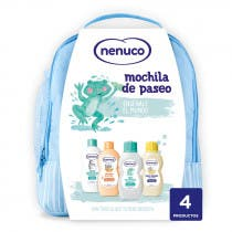 Mochila Azul Nenuco
