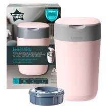 Contenedor Panales Sangenic Twist Click Tommee Tippee Rosa