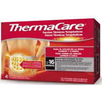 ThermaCare Lumbar y Cadera 4 Parches para el Dolor
