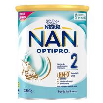 Nestle Nan Optipro 2 Leche Continuacion 800g