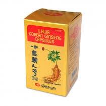 Ginseng Coreano IL HWA Tarro 100 Capsulas
