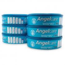 Recambios Contenedor Pañales Clasic Angelcare 6 Uds