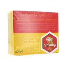 Sotya Jalea Real   Ginseng 20 Ampollas