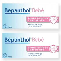 Bepanthol Protective Ointment Baby Butt Care 50gr DUPLO