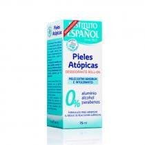 Desodorante Pieles Atopicas Roll On Instituto Espanol 75ml