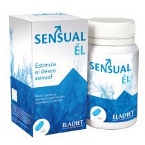 Eladiet Sensual EL 60 Comprimidos