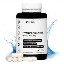 Hivital Acido Hialuronico Puro 400mg 120 Capsulas Veganas