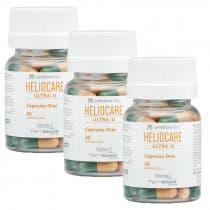 Heliocare Ultra D 90 Capsulas Tratamiento para 3 Meses