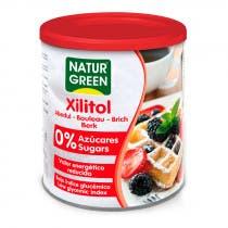 Azucar de Abedul-Xilitol NaturGreen 500Gr