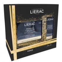 Pack Lierac Premium Crema Voluptuosa 50ml Contorno de Ojos 15ml