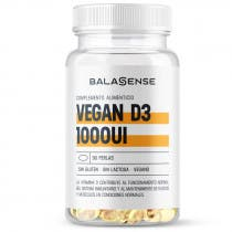 Balasense Vitamina D3 Vegana 1000UI 90 Perlas