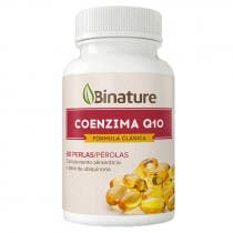 Binature Coenzima Q10 60 Perlas