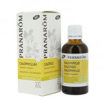 Aceite Vegetal Calofilo BIO Pranarom 50 ml