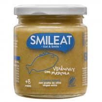 Smileat Tarrito de Verduras con Merluza Ecologico 230g