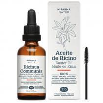 Aceite de Ricino BIO 100% puro Mifarma Natur 50ml