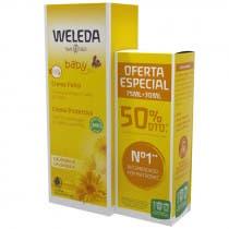 Weleda Pack Diaper Cream 75 + 30ml
