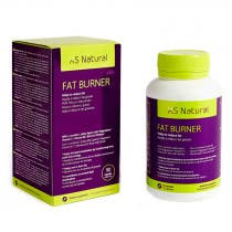 XS Natural Fat Burner 500 Cosmetics 90 Capsulas