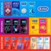 Preservativo Durex Dame Placer 12 Unidades