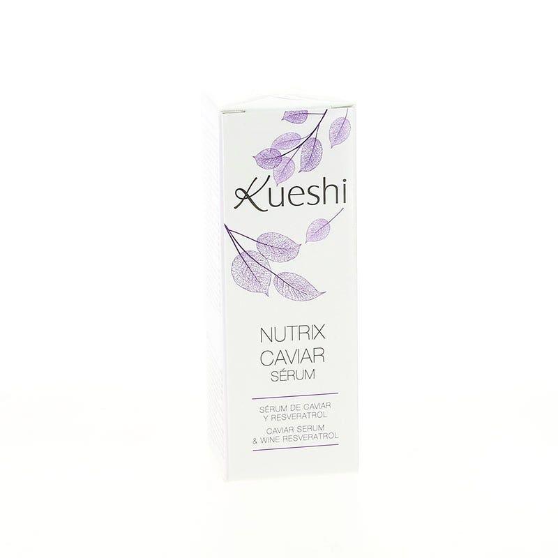 Serum Caviar And Resveratrol Kueshi 50ml Face Cosmetics And